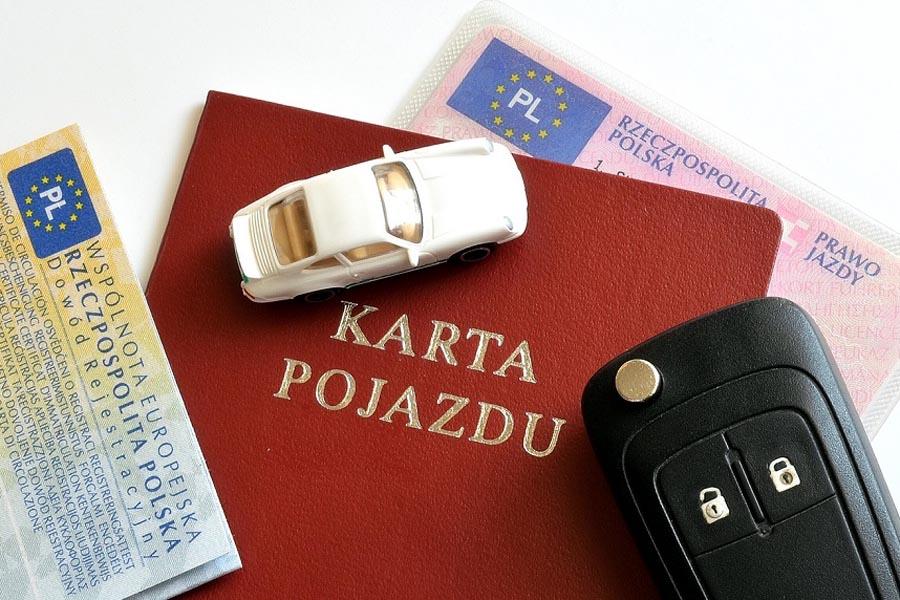 Dokumenty do sprzedaży auta na złom i kasację