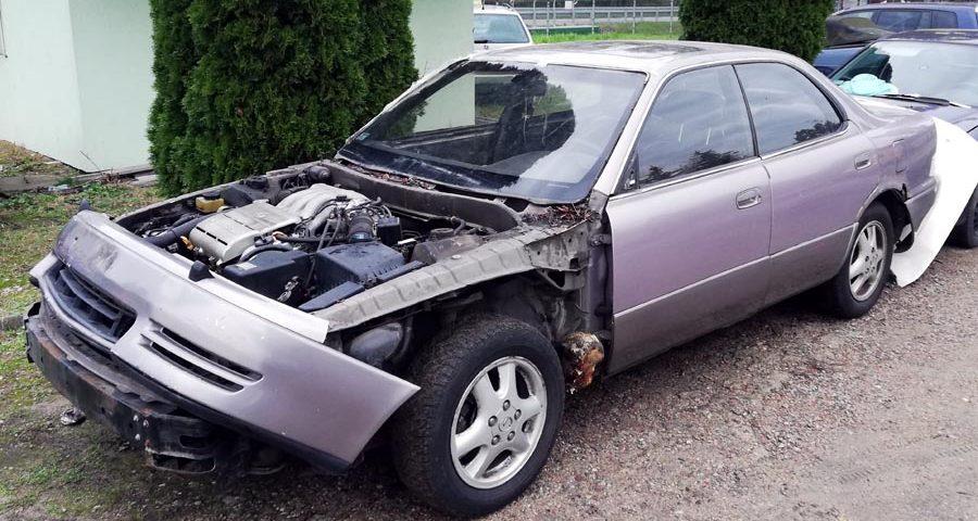 Złomowanie i kasacja aut Pruszków